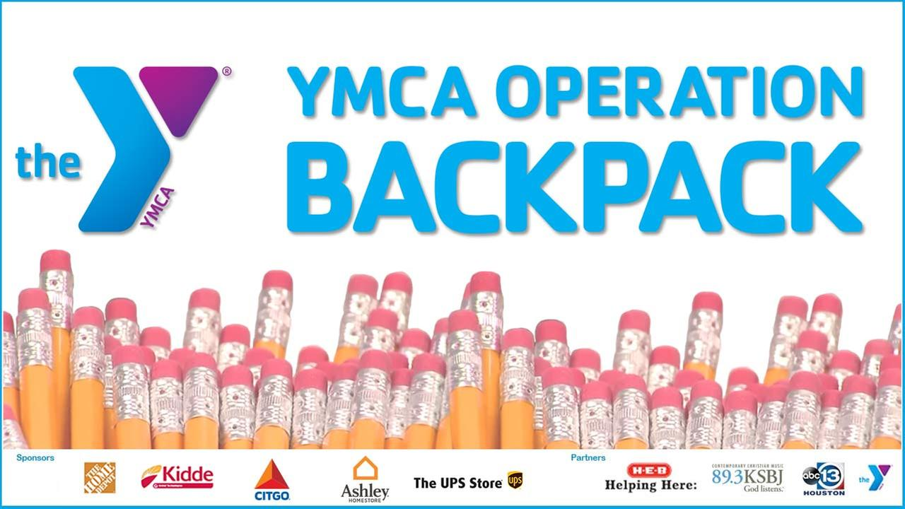 YMCA Operation Backpack