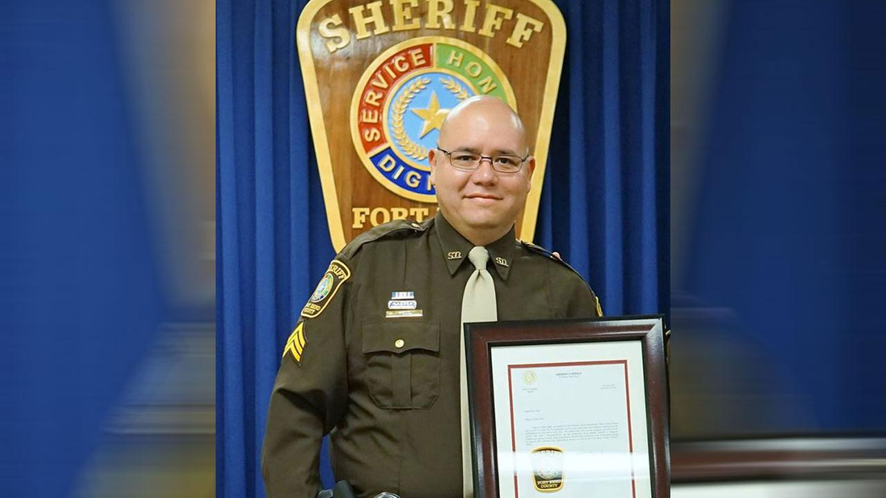 Jeffrey Bell was a 12-year veteran of the Fort Bend County Sheriffs Office.
