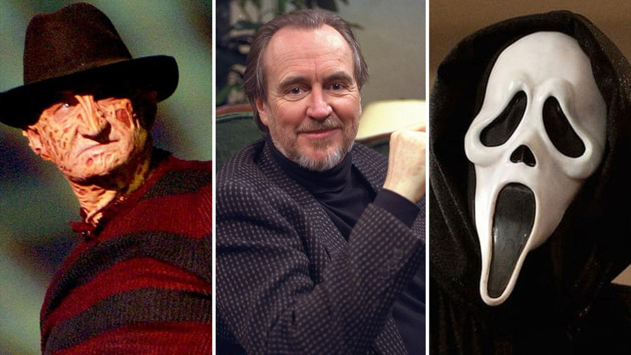Wes Craven movies