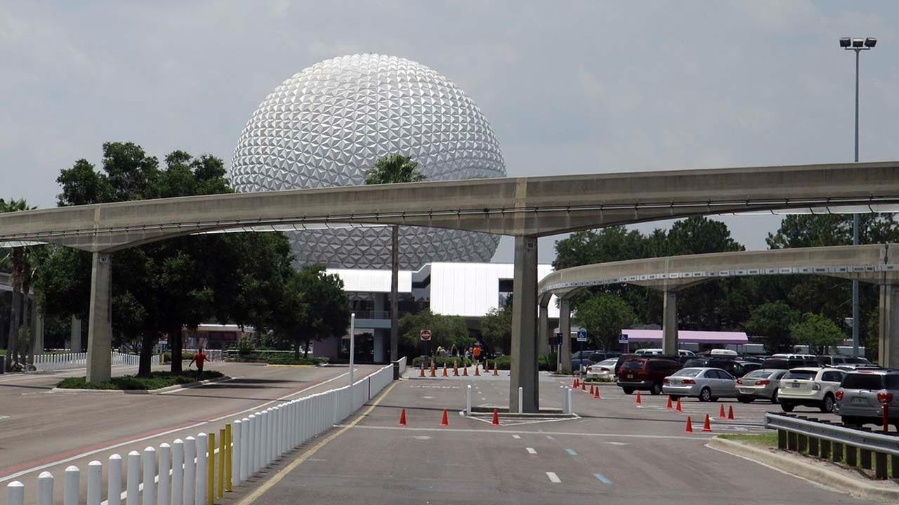 A view of EPCOT at Walt Disney World in Lake Buena Vista, Fla.