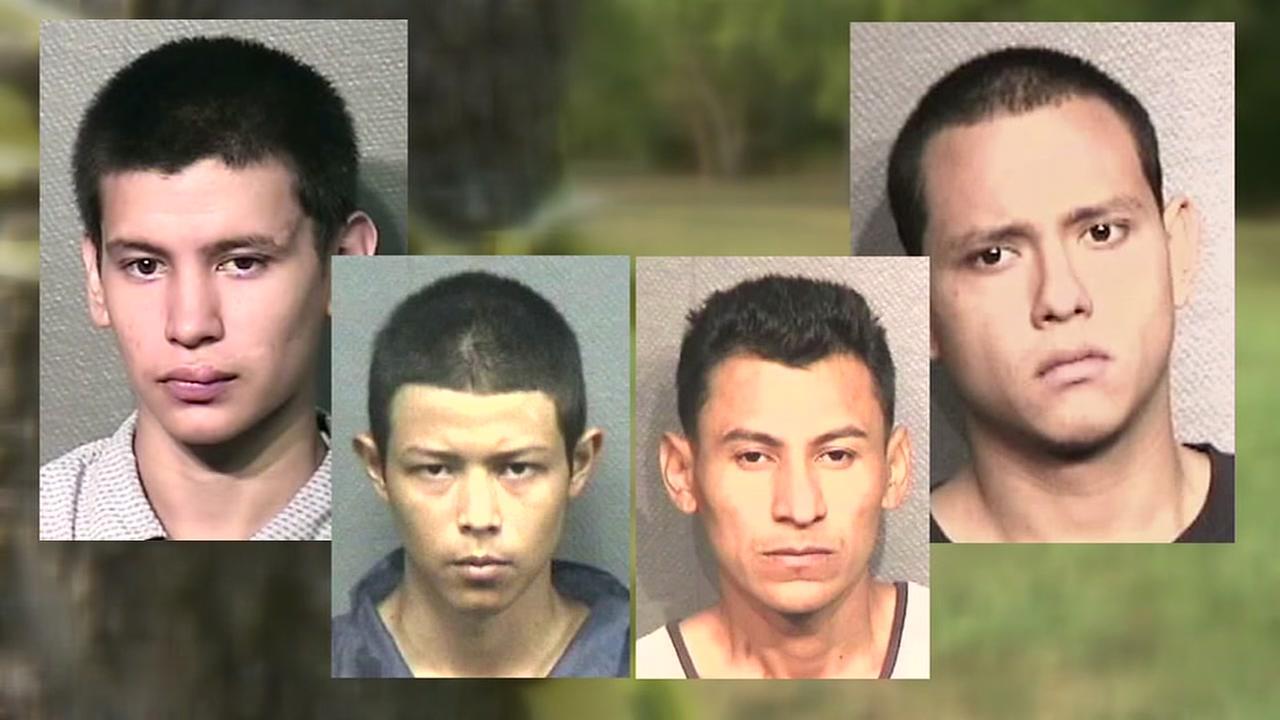 MS-13 gang members arrested