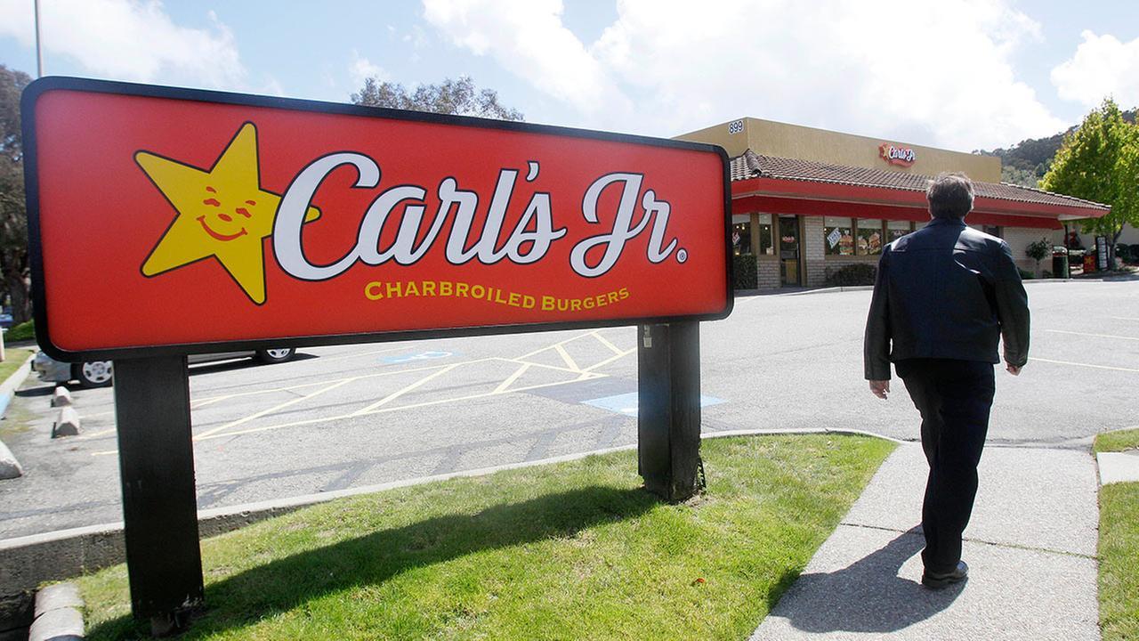 Carls Jr. restaurant