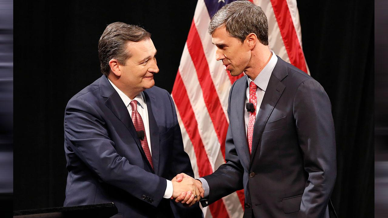Ted Cruz and Beto ORourke debate