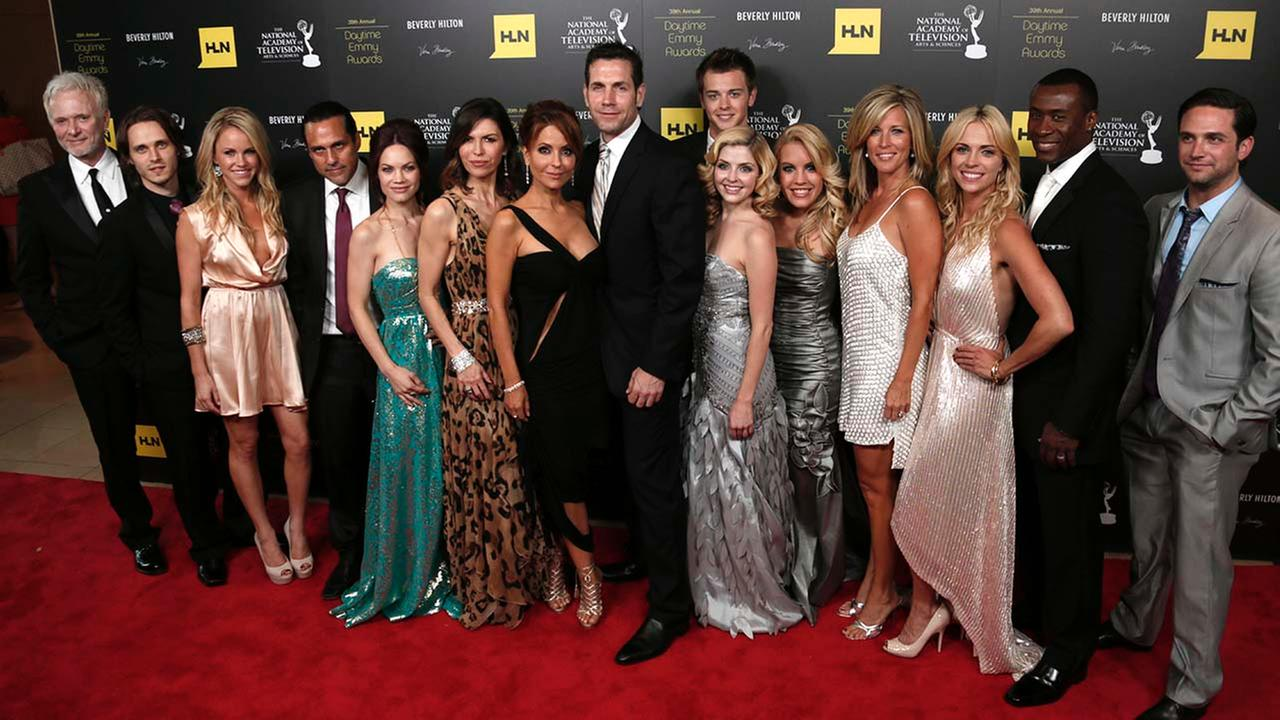 general hospital cast and crew
