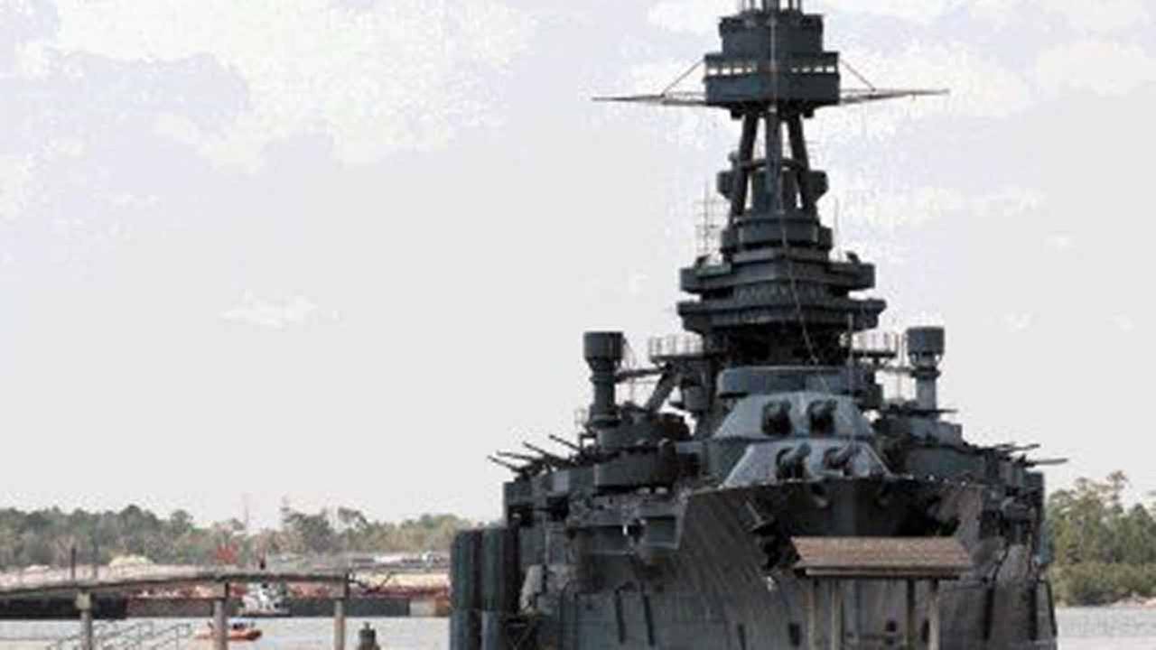 Battleship Texas to host Hard Hat Tour