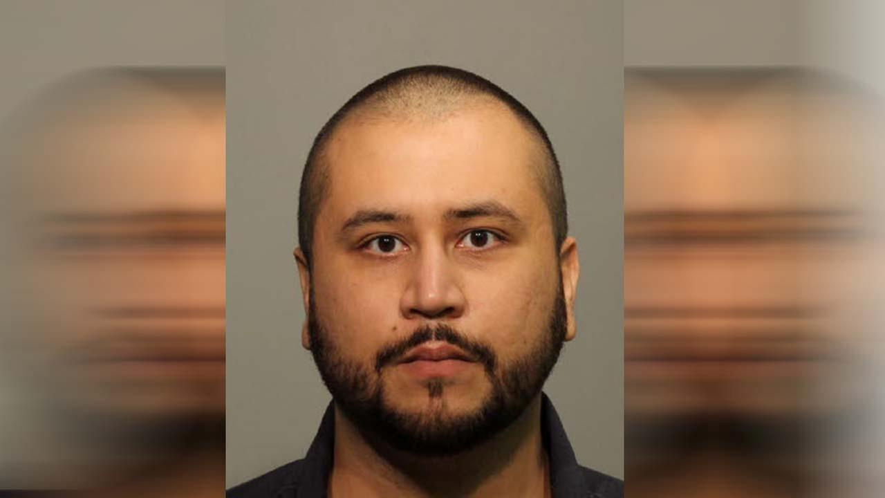 This booking photo provided by the Seminole County Public Affairs shows George Zimmerman on Saturday, Jan. 10, 2015