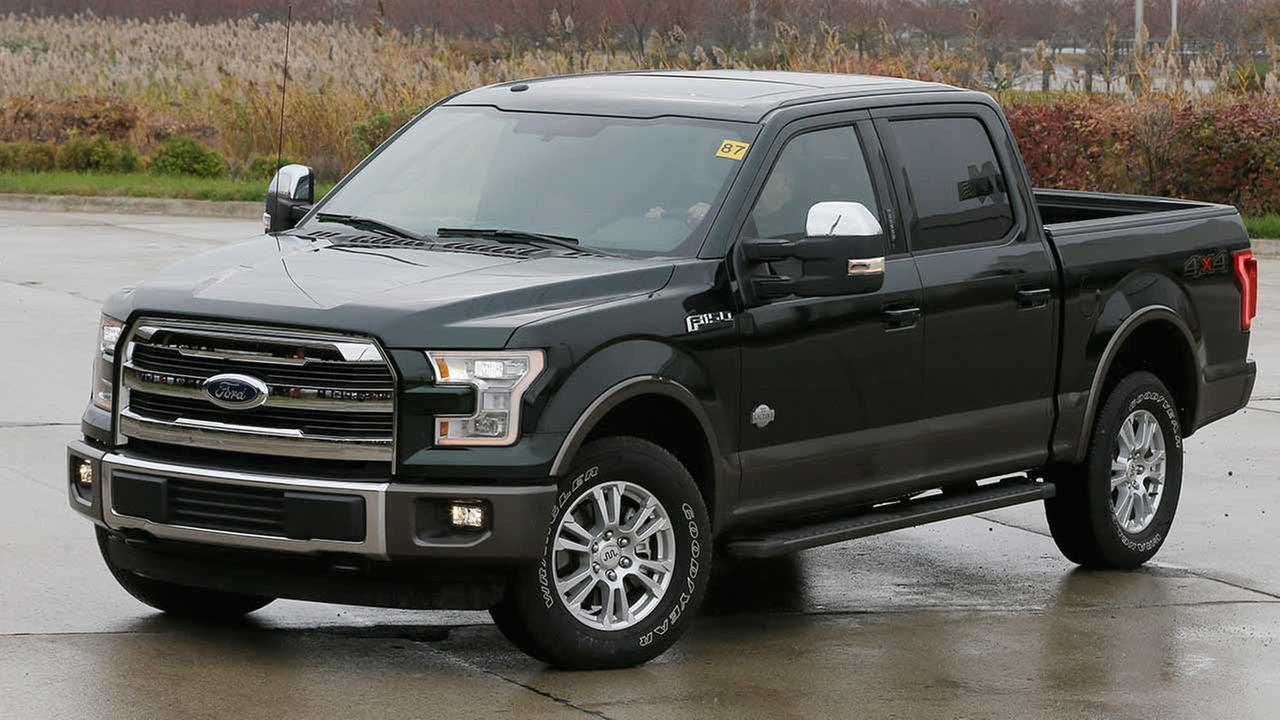 Ford trucks came in at No. 2 for the month.  Is your vehicle on the list?