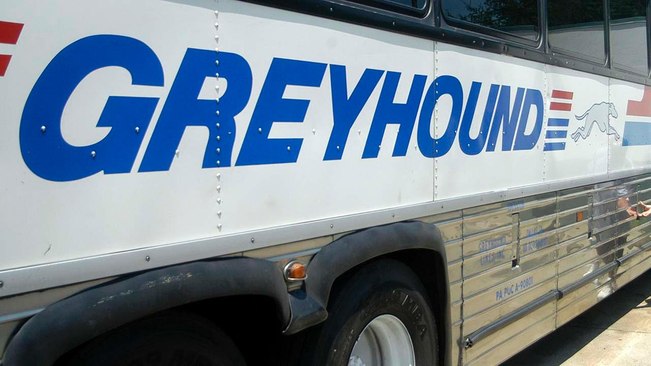 Passenger found dead on Greyhound bus on arrival in Dallas