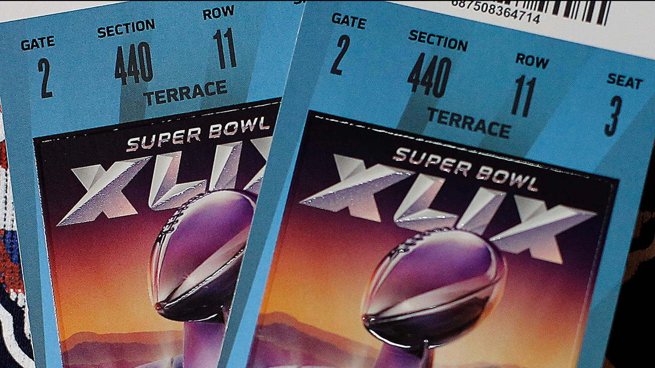 Pledge to not drink and drive could mean free Super Bowl tickets
