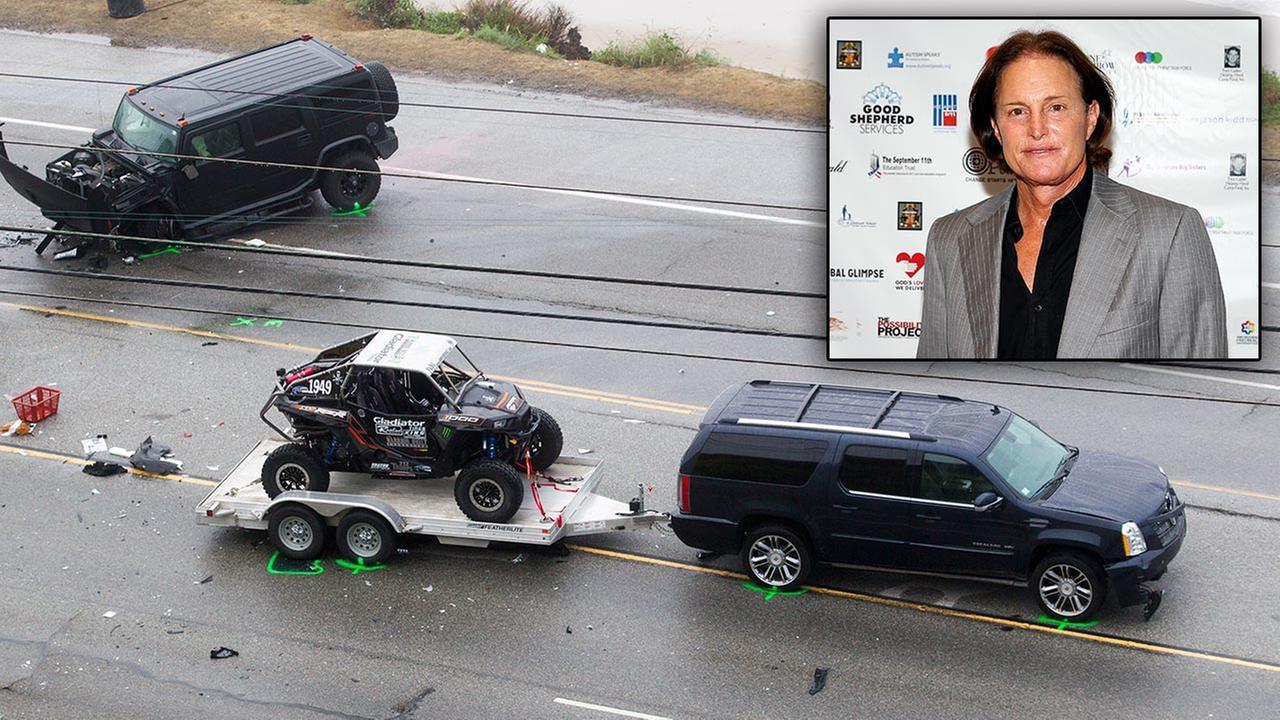 Bruce Jenners SUV