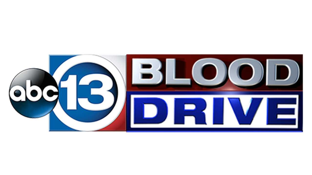 2015 ABC-13 Spring Blood Drive