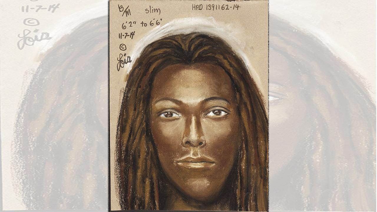 Sketch released of suspect in SW Houston murder investigation
