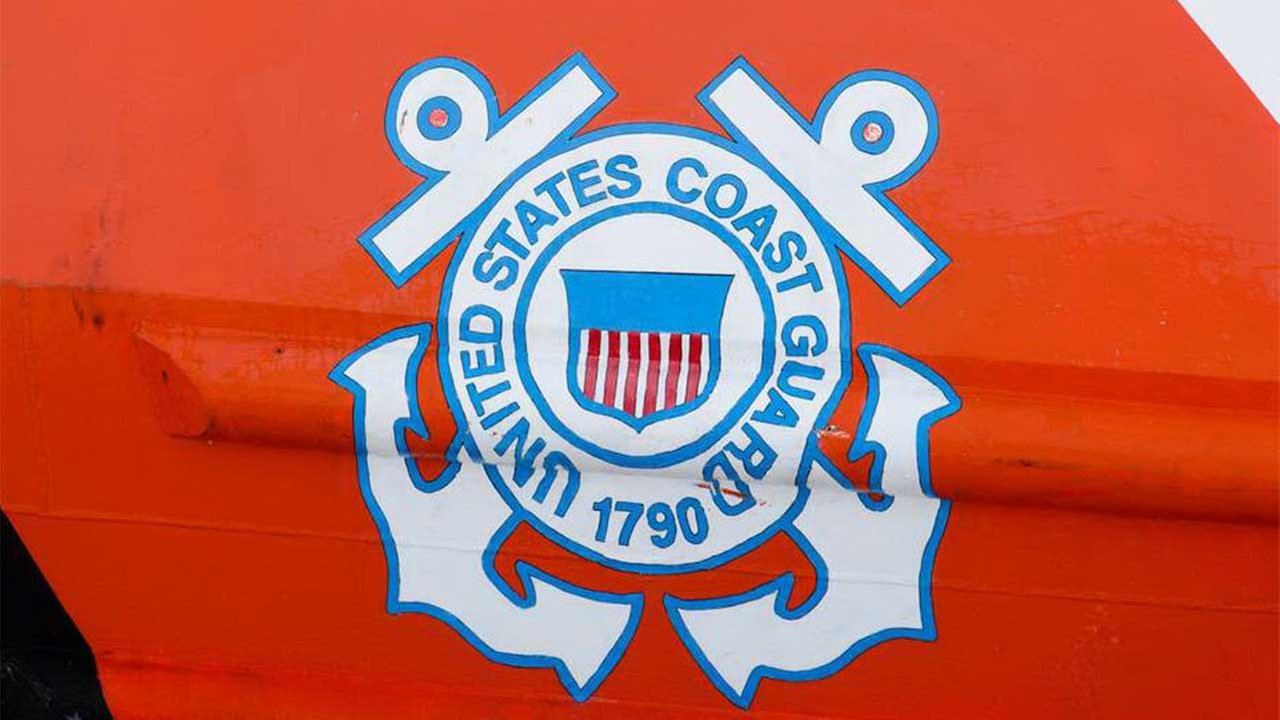 Coast Guard searching for kayaker last seen near South Deer Island
