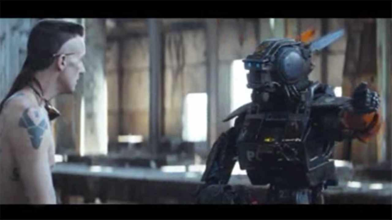 Chappie took home the top spot at the box office.