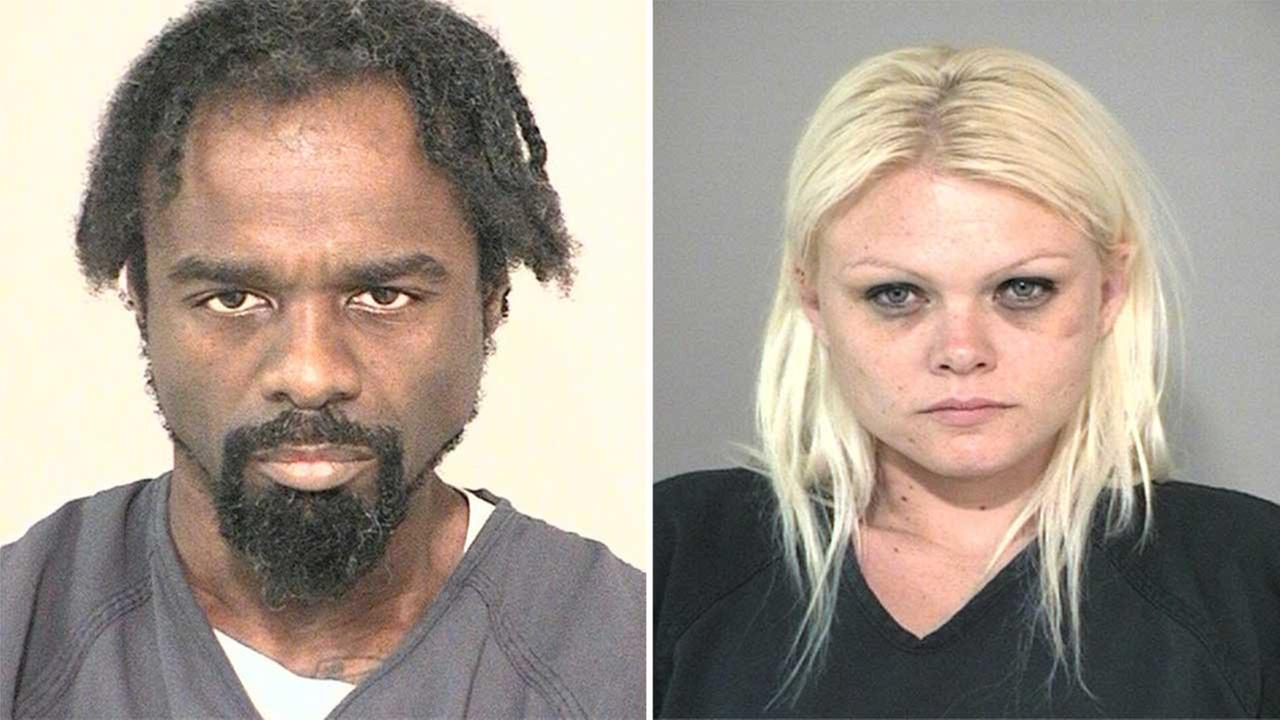 Robert Collins II and Latasha McCoy face numerous charges.