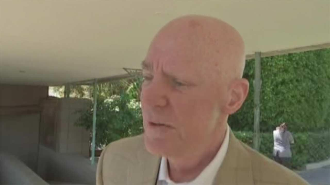 Bob McNair talks about Texans, NFL