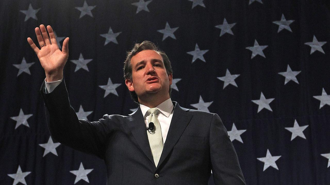 Republican U.S. Sen. Ted Cruz