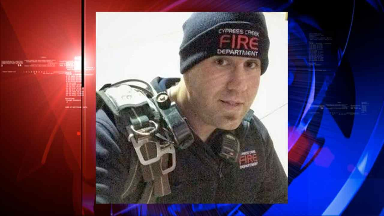 Local fire union raises funds for injured Pearland firefighter