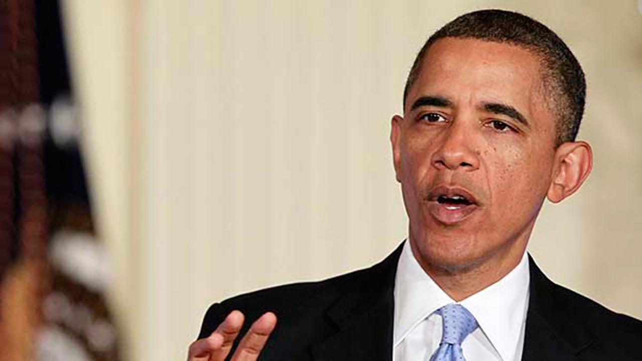 Pres. Obama authorizes National Guard call-up if needed in Ebola response