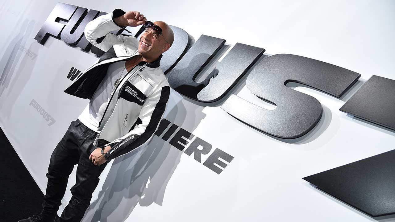 Furious 7 wins Box Office