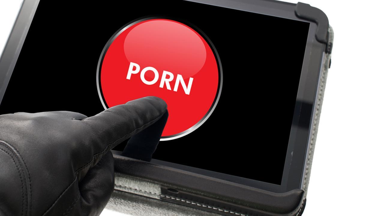 Porn button