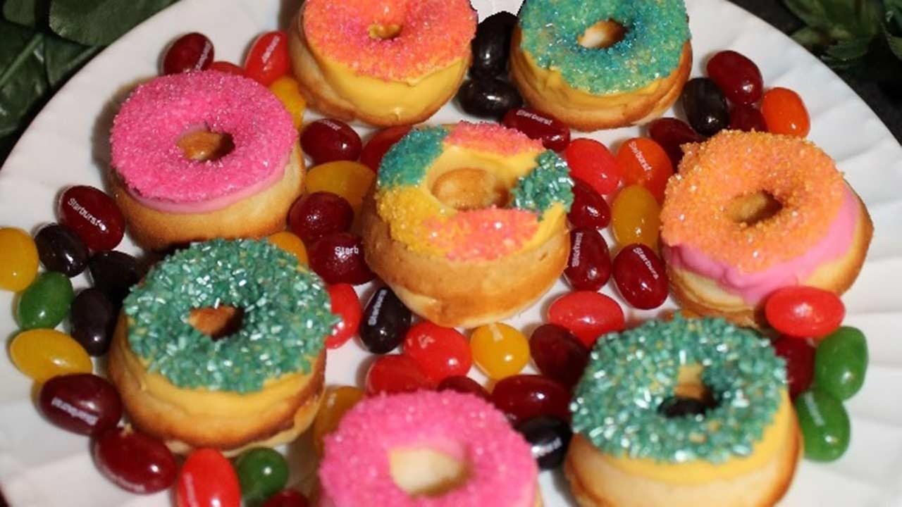 DIY: Make your own mini donuts