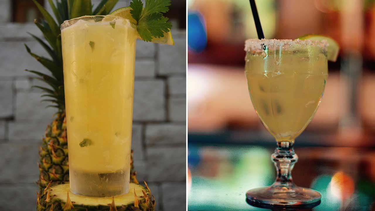 Margarita recipes from Houston restaurants