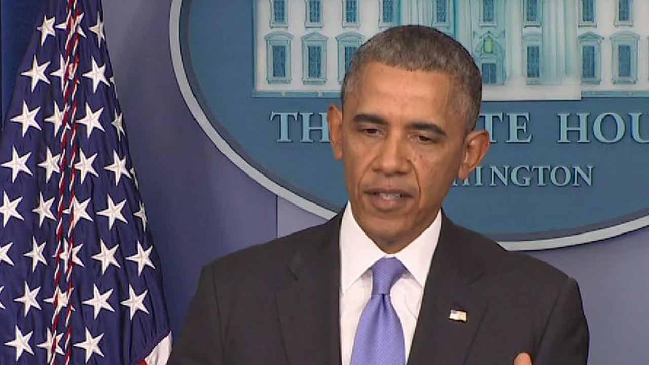Former President Obama releases statement on recent protests