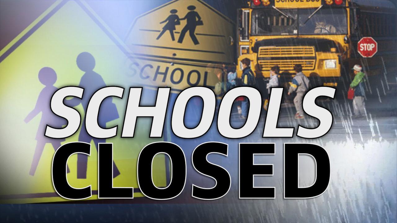 Houston Area School Closings