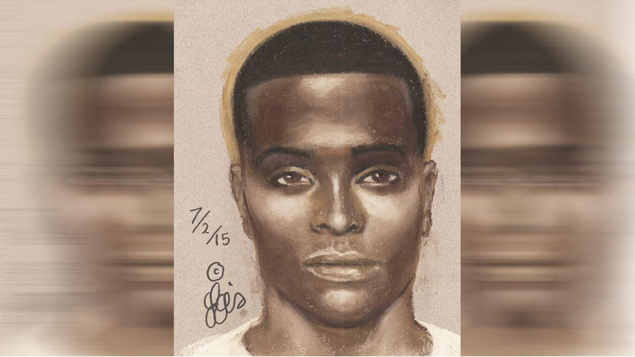 One of the suspects in this case  is an African-American male with a skinny build about 55 to 55 tall.