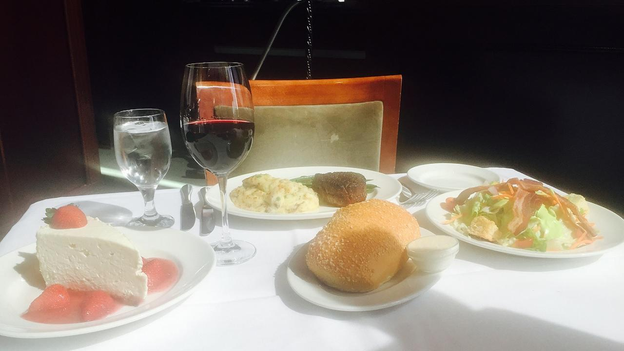 A $45 Houston Restaurant Weeks dinner at Del Friscos Double Eagle Steakhouse.