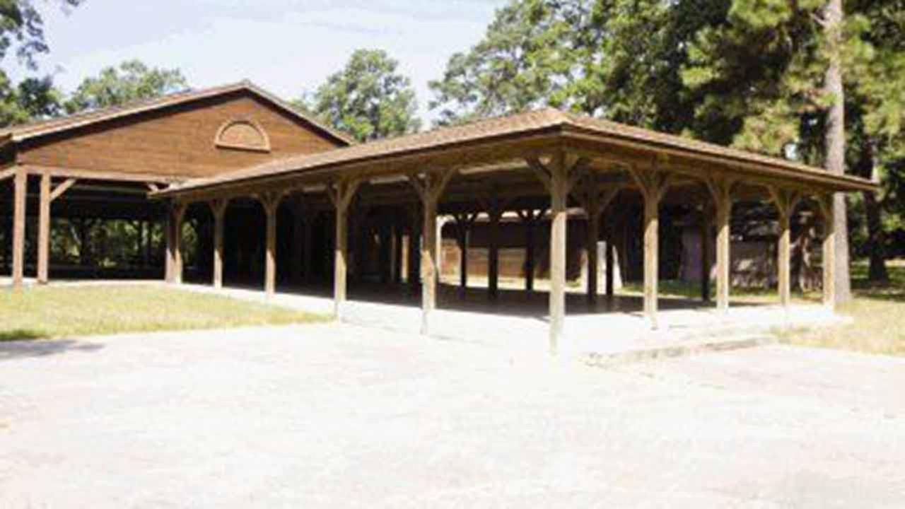 DevelopersDevelopers plan to repurpose the large covered pavilion near Grand Lake at t plan to repurpose the large covered pavilion near Grand Lake at the old Camp Strake property.