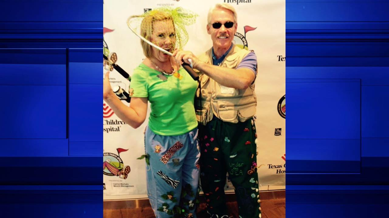 ABC-13 talent struts bad fashion for good cause
