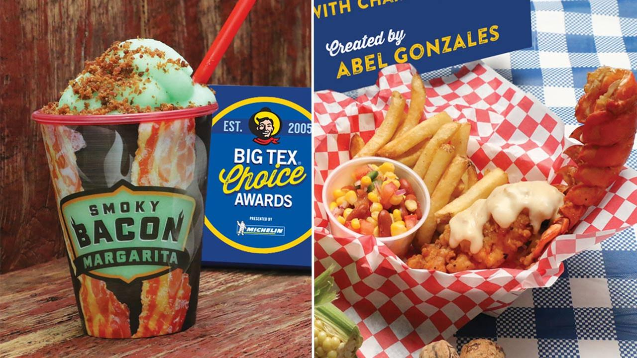 Smoky Bacon Margaritas and Deep Fried Lobster Tails