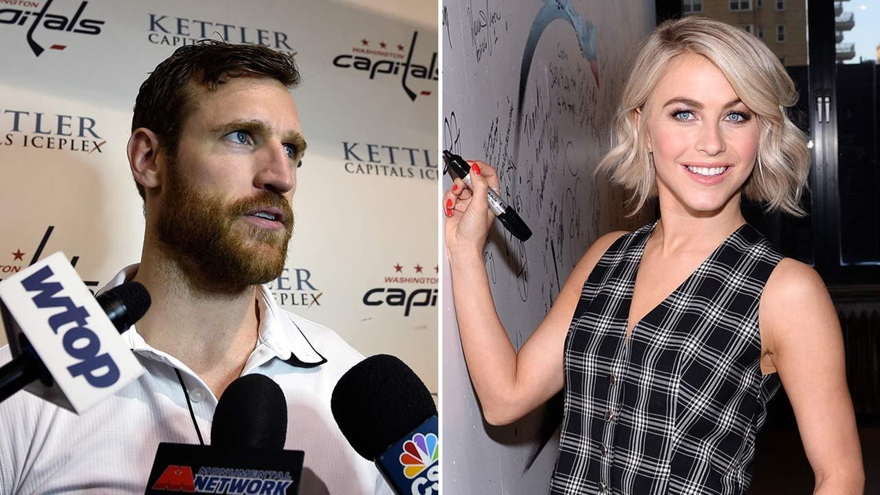 Two-time Dancing With the Stars champion Julianne Hough and Washington Capitals forward Brooks Laich say they are planning to get married.