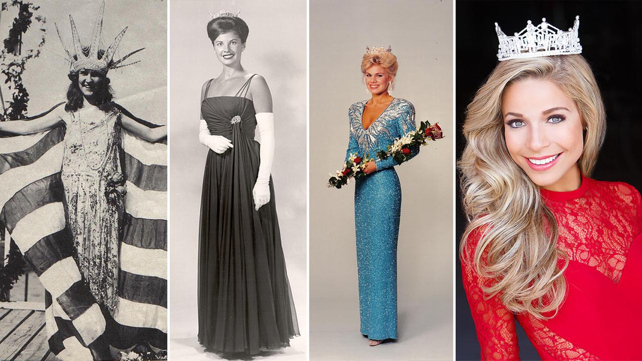 Former Miss America winners