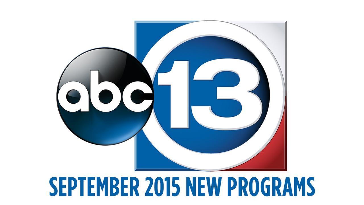 ABC-13 New Programs for September 2015