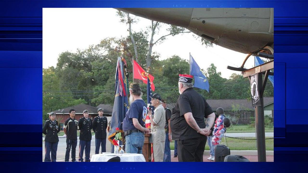The Veterans of Foreign Wars Post of Conroe honored prisoners of war like Staff Sgt. George Waters and soldiers still missing in action during their annual POW MIA day on Friday.