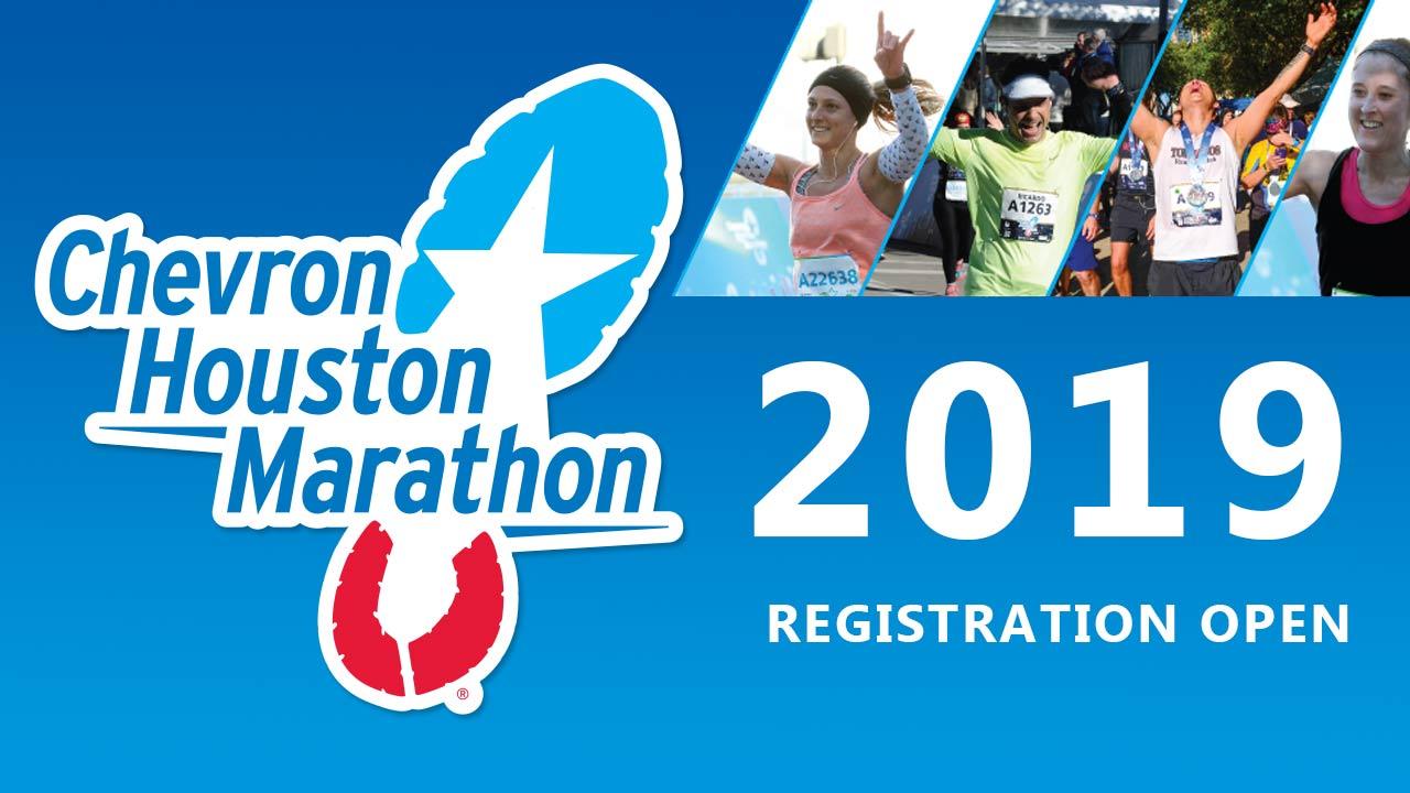 The 2019 Chevron Houston Marathon