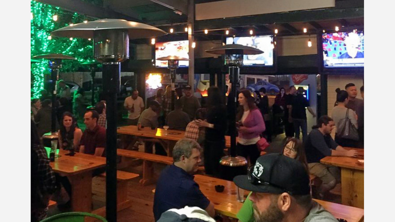 The Heights Gets A New Bar: 'Bobcat Teddy's Ice House'