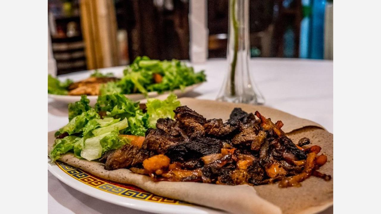 'Blue Nile' Brings Ethiopian Fare To Greenway/Upper Kirby Area