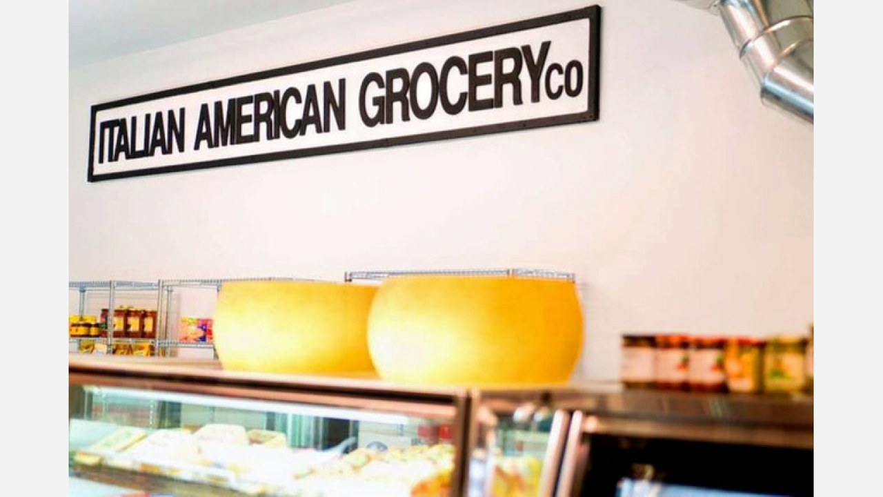 New Market 'Italian American Grocery Co.' Debuts In The Heights