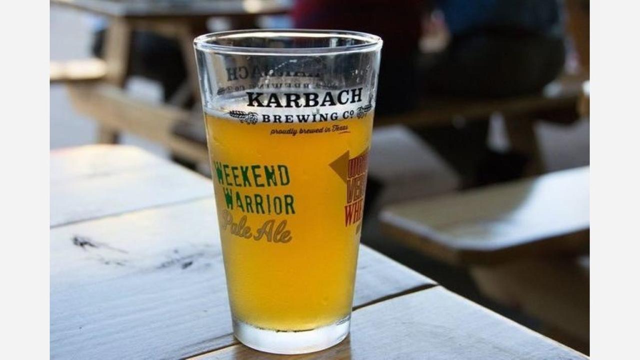 Karbach Brewing Company. | Photo: Kris U./Yelp
