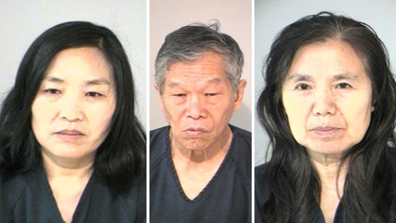 Prostitution bust nets three arrests at Cinco Ranch spa