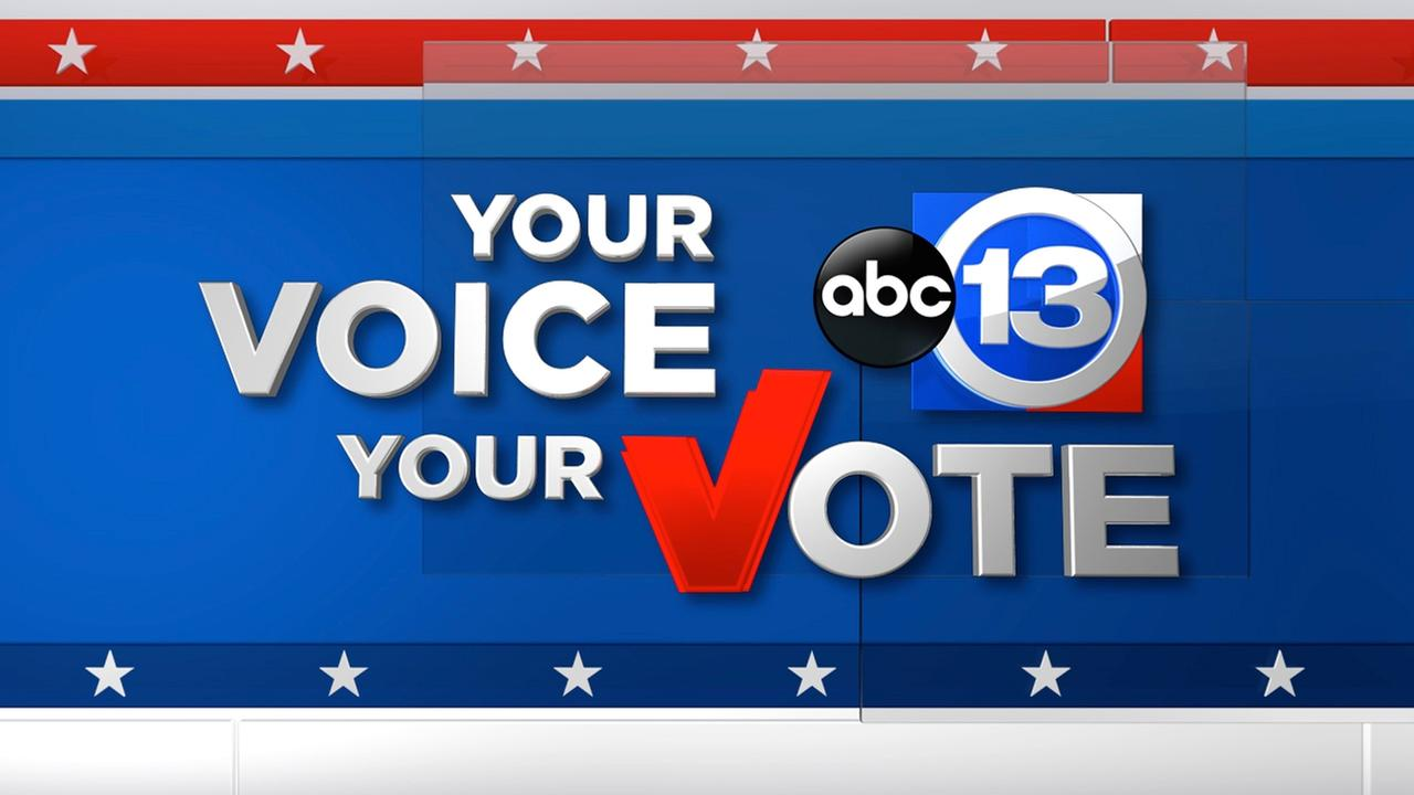 VOTING GUIDE: Election Day across Texas