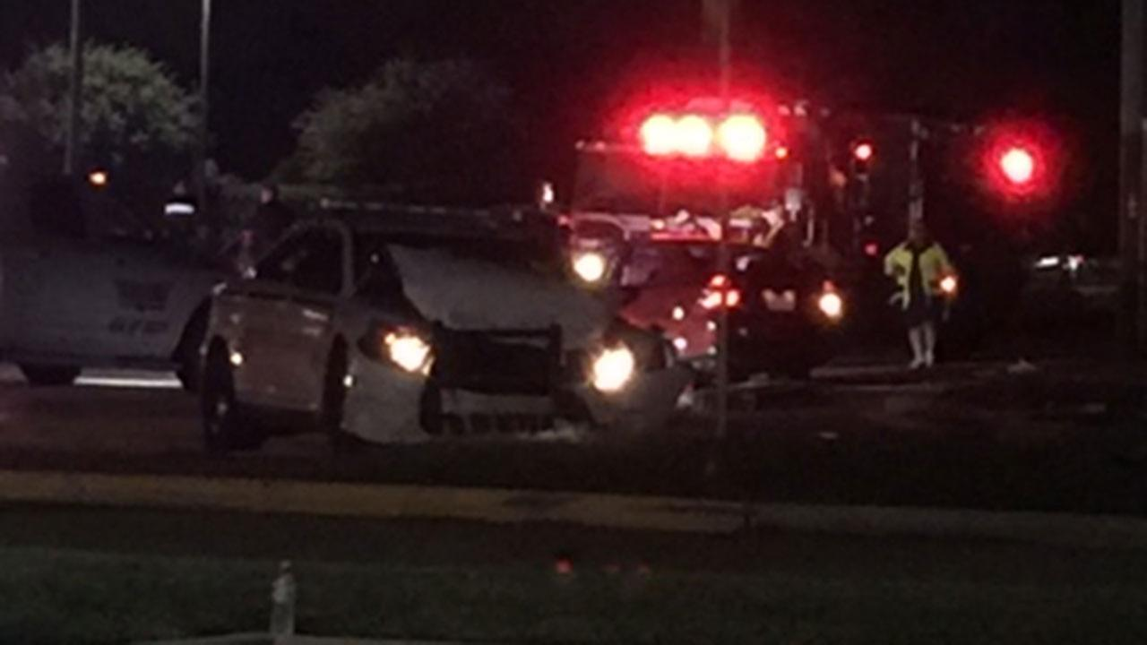 Harris County deputy involved in head-on collision in Katy area