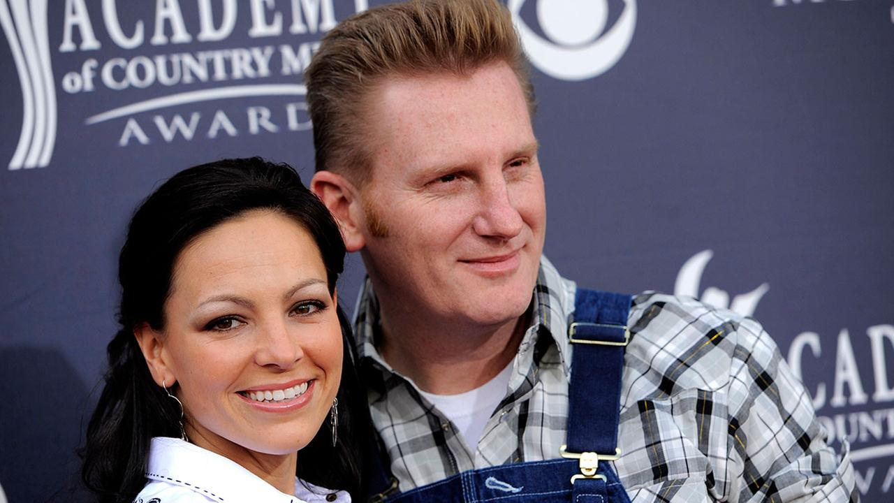 Joey Martin Feek, left, and Rory Lee Feek
