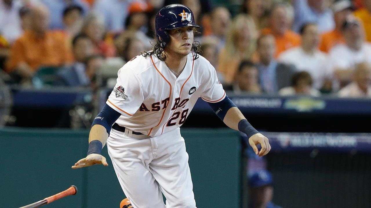 Colby Rasmus has reportedly accepted the Houston Astros qualifying offer