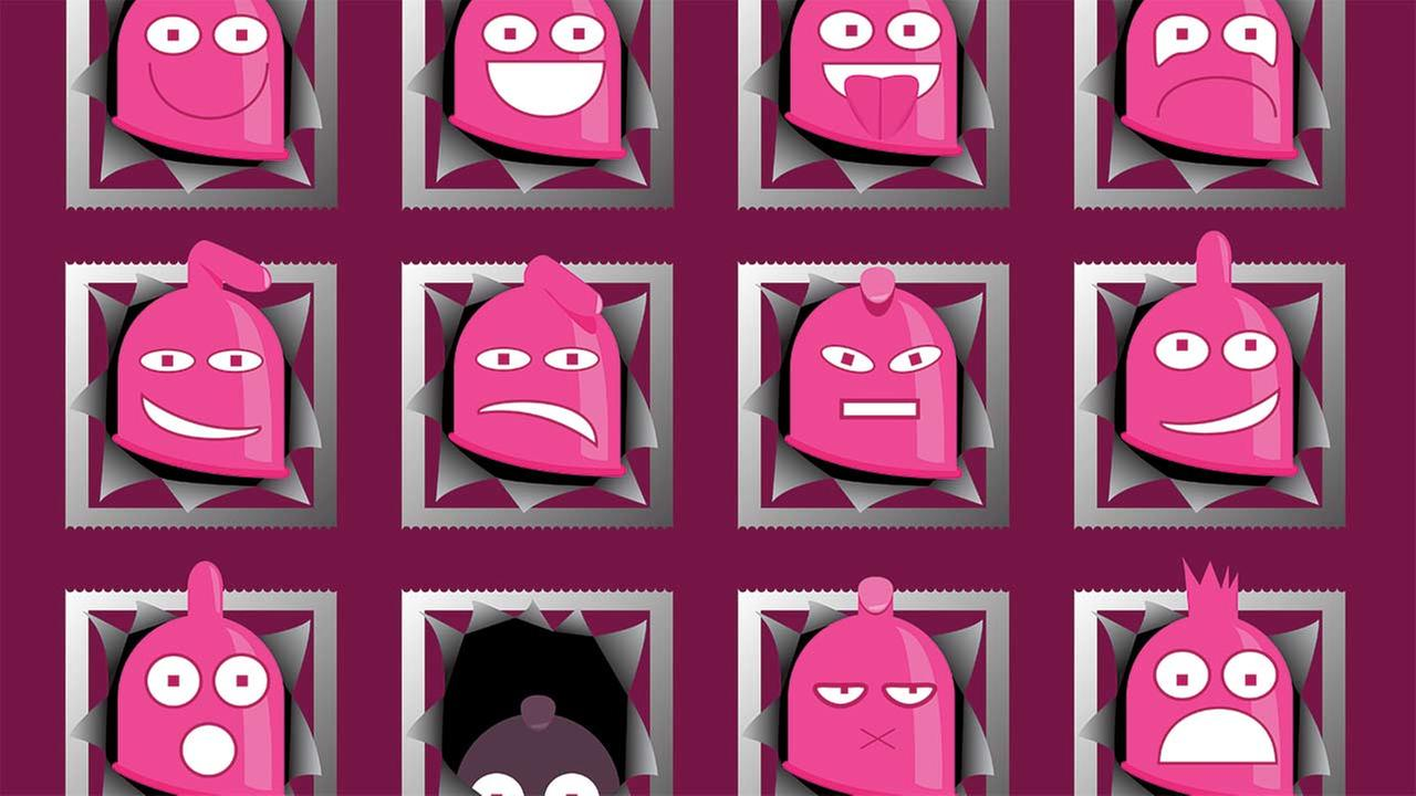 Campaign to create condom emoji aims to promote safe sex