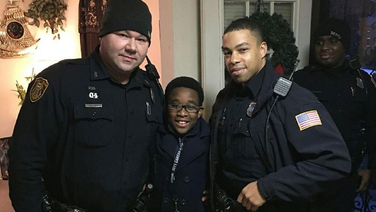 Officers buy Xbox for Memphis boy whose home was burglarized